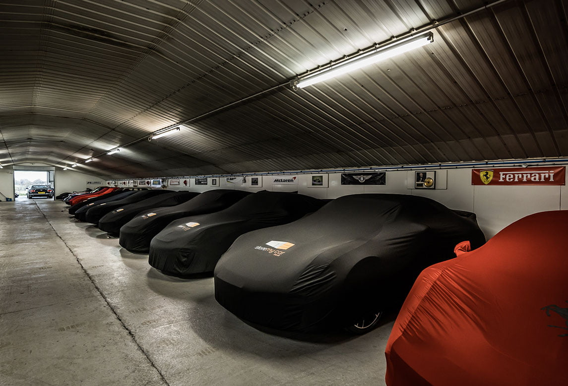 Supercar Storage